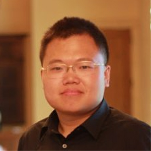 Bo Zhang, VP of Chemistry